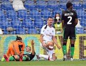 ملخص واهداف مباراة ساسولو ضد ميلان فى الدوري الإيطالي