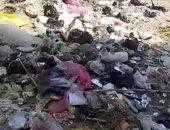 اضبط مخالفة.. انتشار القمامة ومياه الصرف بقرية فرسيس فى الغربية.. صور