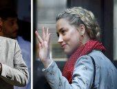 """فيديو.. الممثلة أمبير هيرد تتهم جونى ديب بإطلاق """"قذائف"""" عبوات المياه عليها"""