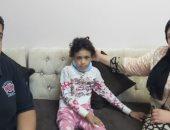 """تجديد حبس والد طفلة """"منور قليوب"""" المتهم بتعذيبها وربطها بالسلاسل 15 يوما"""