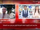 خبير مائى لتلفزيون اليوم السابع: مصر والسودان عليهما تقديم احتجاج لمجلس الأمن ضد أثيوبيا