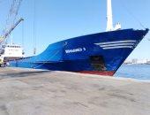 موانئ بورسعيد تواصل استقبال السفن فى أول أيام عيد الأضحى المبارك