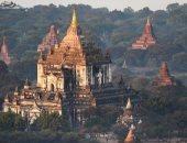 قائمة اليونسكو.. انتهاء ترميم معابد ميانمار بعد 4 سنوات نتيجة تضررها بالزلزال