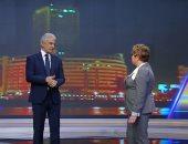 الإبراشى يكشف عن انضمام نجوى إبراهيم للتليفزيون المصرى بداية من 15 سبتمبر