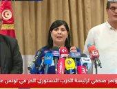 عبير موسى: اعتصامنا فى البرلمان من منطلق وطنى لحماية الأمن القومى