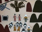 عرض لوحة مذبحة كريك بالمتحف الأسترالى بعد سنوات من الجدل.. اعرف القصة