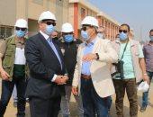 محافظ القاهرة: الانتهاء من 95% من إنشاء سوق التونسى والافتتاح قريبا
