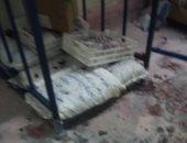 إعدام 5 أطنان فواكه وأغذية وغلق ثلاجة غير مرخصة فى حملة بالعاشر من رمضان