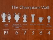 ليفربول يضيف لقب الدوري الإنجليزي لجدار بطولاته