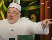 خالد الجندى: تراب بيادة جنود بئر العبد أعلى 100 مرة من التراب على وجوه الساجدين.. فيديو