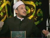 رمضان عبد المعز: النبى محمد أول من وضع أسس الدولة وقوانينها