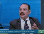 طارق فهمى: ثورة يوليو تمثل قراءة واعية لقدرات وإمكانات الدولة المصرية