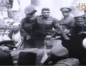 فيديو.. نص بيان ثورة 23 يوليو 1952 الذى ألقاه محمد أنور السادات