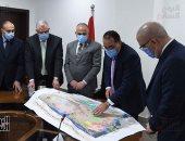 رئيس الوزراء يتابع ملفات استصلاح الأراضى فى سيناء وجهود توفير المياه.. صور