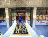 إحياء ذكرى 23 يوليو أمام قبر الزعيم الراحل جمال عبد الناصر