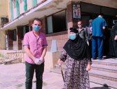 تعافي 20 مصابا بكورونا وخروجهم من مستشفى الصدر ببني سويف