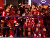 ليفربول يسيطر على التشكيل المثالى للدوري الإنجليزي فى غياب محمد صلاح