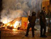 أعمال شغب فى تشيلى بعد قرار البرلمان بخصم جزء من مكافأة التقاعد لمواجهة أثار كورونا