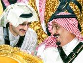الوليد بن طلال يهنئ الملك سلمان بعد شفائه: الحمد لله على سلامة والد الأمة