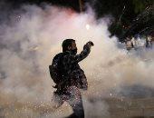 بعد أحداث بورتلاند.. حقوق الإنسان تطالب الشرطة الأمريكية بضبط النفس