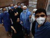 شفاء 3 حالات من فيروس كورونا بمستشفى الأقصر العام بينهم سيدة.. صور