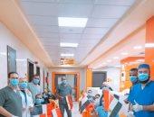 مستشفى إسنا للحجر الصحى تعلن خروج 20 حالة شفاء من كورونا