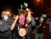الاحتجاجات تتواصل فى إسرائيل بسبب فشل نتنياهو فى التعامل مع كورونا