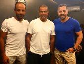 """تفاصيل كليب """"بلدنا ياحلوة"""" لـ عمرو دياب بتوقيع طارق العريان وموسى عيسى"""