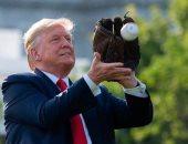 """ترامب يصف فيروس كورونا مجددا بـ""""الصينى"""" وينعت جو بايدن بـ""""الدمية"""""""