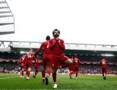 يوجا صلاح ضمن أشهر 10 احتفالات بالأهداف فى تاريخ الدوري الإنجليزي