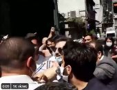 """فيديو.. الشرطة التركية تعتدى على مسيرات """"أمهات السبت"""".. اعرف تفاصيل القصة"""