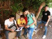 قطار امتحانات الدبلومات ينطلق من محطة اللغة العربية