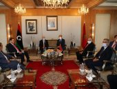 رئيس البرلمان الليبى يبحث فى المغرب الأوضاع السياسية فى ليبيا