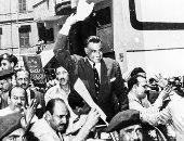سعيد الشحات يكتب.. ذات يوم 26 يوليو 1956.. واهتزت الدنيا بإعلان جمال عبد الناصر تأميم قناة السويس وعشرات الآلاف يتطايرون فرحا فى ميدان المنشية بالإسكندرية