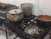 """""""صحة جنوب سيناء"""": ضبط 113 كيلو أغذية منتهية الصلاحية بمدينة دهب"""