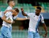 لاتسيو يتأهل لدورى الأبطال الموسم المقبل بعد وداع روما لليوروباليج