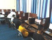 16 طالبا بشمال سيناء يؤدون امتحان الالتحاق بمدرسة الطاقة النووية بالضعبة