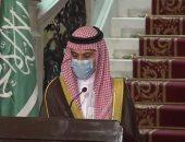 وزير خارجية السعودية: القاهرة والرياض يدا واحدة لتحقيق أمن وسلام المنطقة