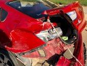 حادث تفحم سيارات دائرى المعادى.. تعرف على إجراءات الحصول على تعويض