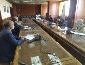 وزيرا الري والتنمية المحلية يناقشان مشروع تأهيل وتبطين وتغطية الترع والمصارف