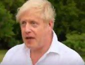 رئاسة وزراء بريطانيا تعلن دخول جونسون للحجر الذاتى بعد مخالطة مصاب بكورونا
