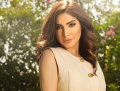 """روجينا فى لبنان لتصوير """"إسود فاتح"""""""