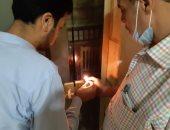 إغلاق 5 منشآت تجارية وضبط 36 حالة إشغال ومخالفة وسط الإسكندرية