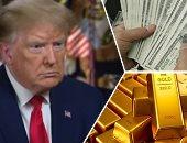 الخزانة الأمريكية تسجل 3.132 تريليون دولار عجزا فى مزانية 2020