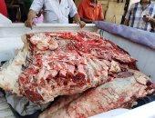 ضبط 1265 كيلو لحوم مذبوحة خارج السلخانة ومصنعات اللحوم غير صالحة بالدقهلية
