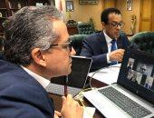 خالد العنانى لسفراء الدول الاسكندنافية: مصر استقبلت 26 ألف سائح دون تسجيل إصابة واحدة
