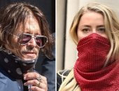 قصة حب مليئة بالفضايح.. انتهاء جلسات قضية التشهير بـ جونى ديب بتهمة ضرب زوجته