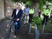 ركوب الدراجات والمشى طريق الحكومة البريطانية للحفاظ على رشاقة ولياقة المواطنين