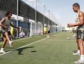 مارسيلو جاهز لموقعة ريال مدريد أمام مانشستر سيتي فى دوري أبطال أوروبا