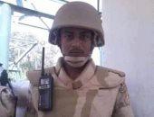 كلنا جيش مصر.. إبراهيم من الإسماعيلية يشارك صحافة المواطن صورته بالزى العسكرى